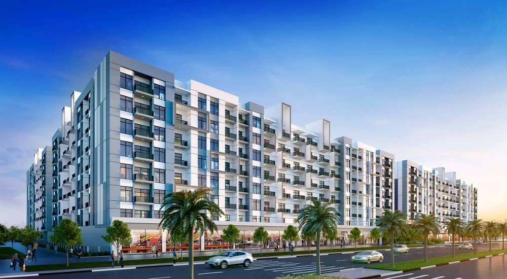 Pay 1% Monthly and Own 2 BR with Balcony