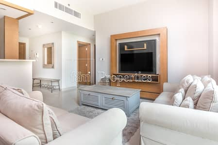 2 Bedroom Apartment for Rent in Downtown Dubai, Dubai - 2 BR RENT| FULLY FURNISHED |CLAREN TOWER