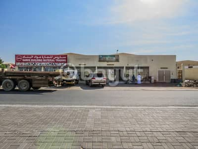 Shop for Rent in Emirates Modern Industrial Area, Umm Al Quwain - A Shop for rent at competitive prices in the UAE in new industrial area (Umm Al Thaab)