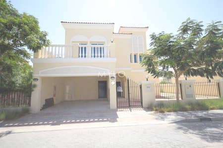 5 Bedroom Villa for Sale in Jumeirah Village Triangle (JVT), Dubai - For Sale 5 Bedroom Villa Away from Cables
