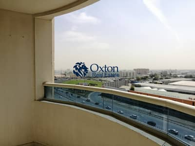 2 Bedroom Flat for Rent in Al Taawun, Sharjah - 2 BHK One Master room +Chiller Free Gym Swimming pool