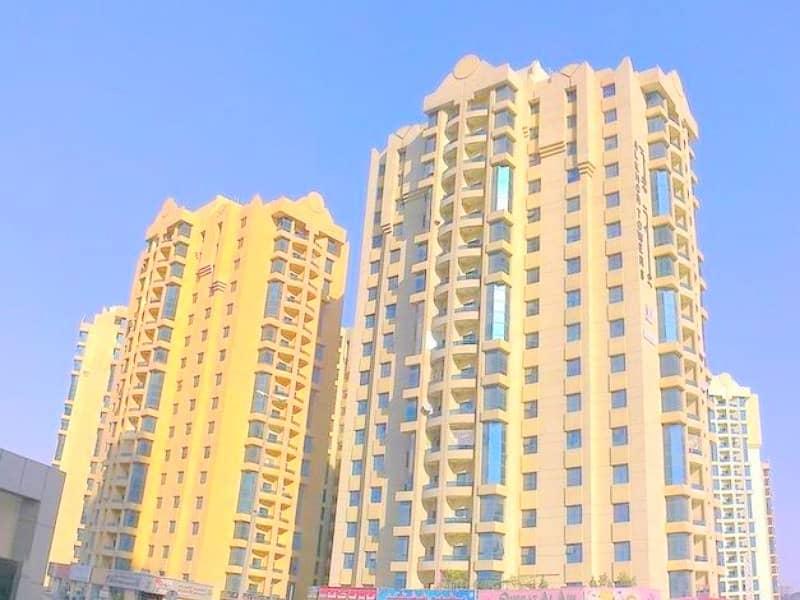 شقة في أبراج الخور عجمان وسط المدينة 2 غرف 280000 درهم - 2069368