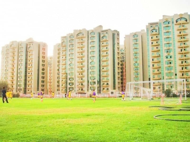 One Bedroom Flat For Rent In Rashidiya Tower, Ajman