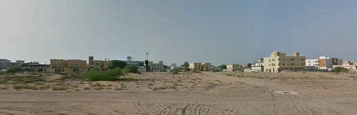 ارض سكنية  للبيع في المويهات، عجمان - موقع رائع سكني مساحة ١٠،٠٠٠ قدم مربع للبيع مقابل أكاديمية عجمان