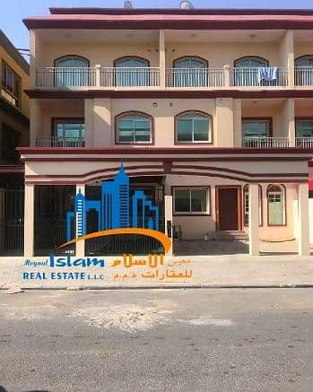 4 Bedroom Villa for Sale in Ajman Uptown, Ajman - Luxurious furnished 4 bedroom and hall VILLA in Ajman Uptown!! DIRECT OWNER!! FREE HOLD!!700,000 DHS