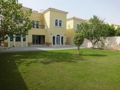3 Bedroom Villa for Rent in Jumeirah Park, Dubai - A 3BR Legacy in District 5: Popular Location: Large Plot.