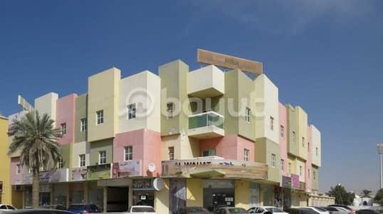 1 Bedroom Flat for Rent in Al Rawda, Ajman - One Bedroom in Garden Building