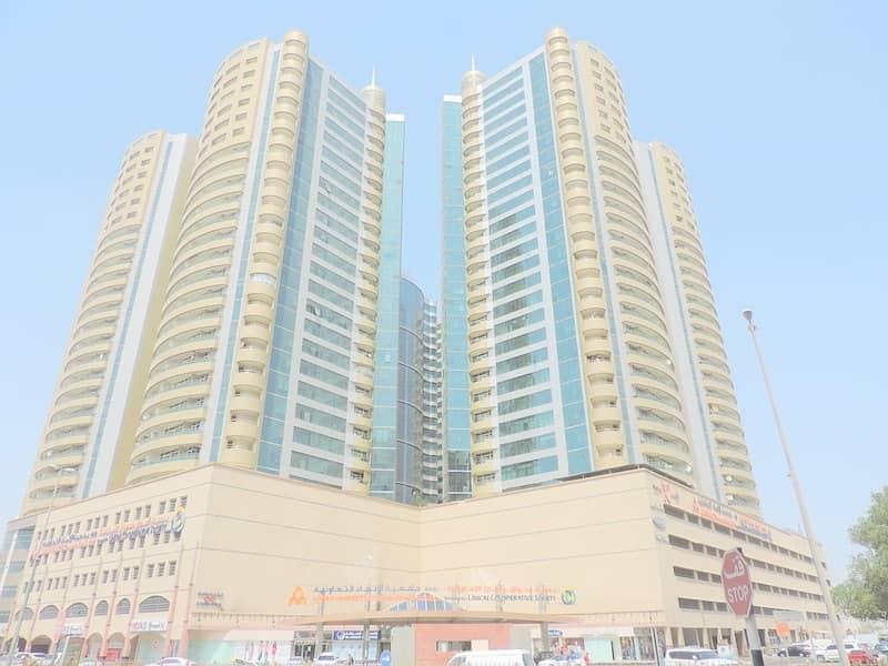 شقة في أبراج هورايزون عجمان وسط المدينة 1 غرف 28000 درهم - 3259900
