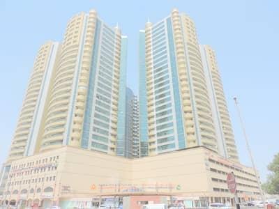 شقة في أبراج هورايزون عجمان وسط المدينة 2 غرف 36000 درهم - 3417459