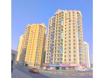 فلیٹ 3 غرفة نوم للبيع في النعيمية، عجمان - شقة في أبراج النعيمية النعيمية 3 غرف 450000 درهم - 3425179