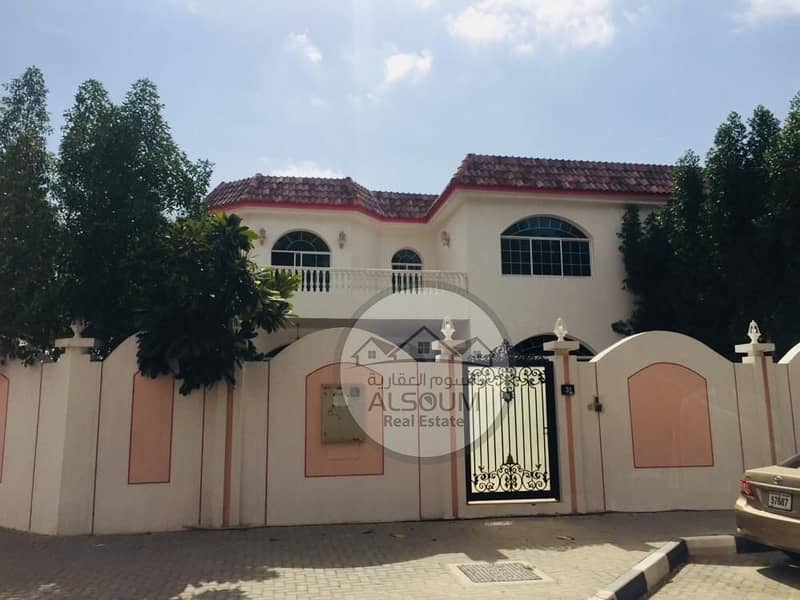 Beautiful Well-Maintained 5 BHK VILLA Available in Sharqan, Sharjah