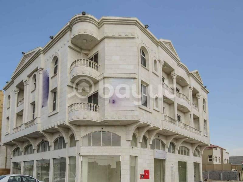 Studio in Al Rawda  Building
