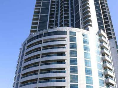 2 Bedroom Flat for Sale in Corniche Ajman, Ajman - Two Bedroom Flat For SALE In Corniche Tower
