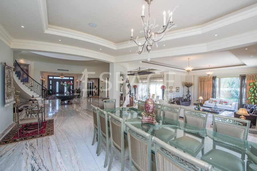 13 5BR with Amazing Golf Course Views