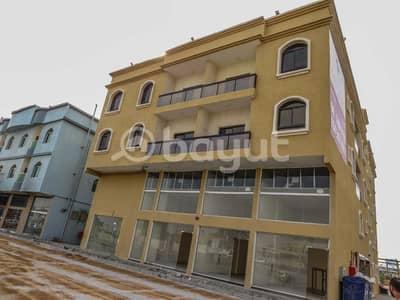 محل تجاري  للايجار في عجمان الصناعية، عجمان - small shop for rent in saoud building