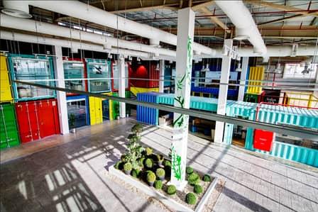 مکتب  للايجار في مدينة مصدر، أبوظبي - Zen Garden