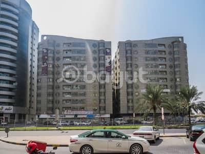1 Bedroom Flat for Rent in Al Nuaimiya, Ajman - One Bedroom for Rent in Refa 2 Tower