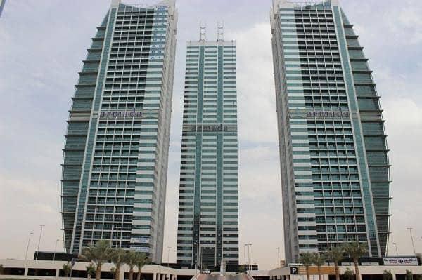 شقة في برج ارمادا 1 أبراج ارمادا أبراج بحيرات جميرا 1 غرف 55000 درهم - 3955638