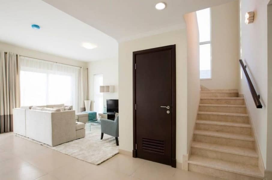INVESTORS DEAL AED 1. 30M---Independent 3 bedroom Town House  Maids in Al Warsan, IC1,Dubai.