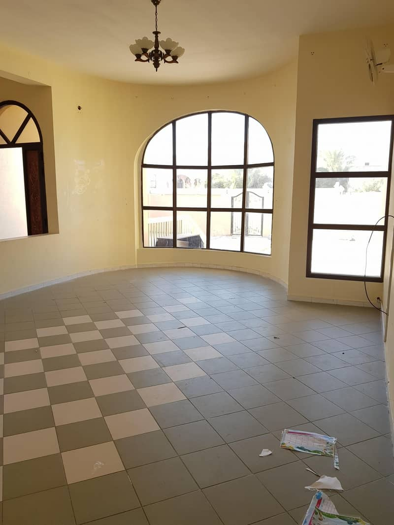 14 ***** Super Huge 3Bhk Single Storey Villa Available in Al Mirgab Area in Low Rents *****