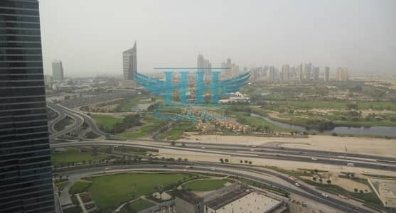 Fabulous Golf Course View I Unfurnished 1BR Available in JLT
