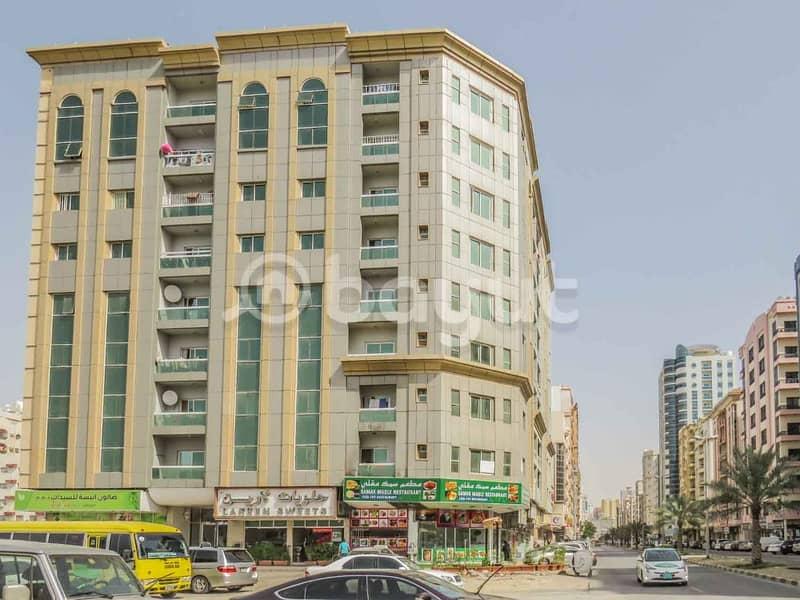 شقة في شارع الملك فيصل 2 غرف 31000 درهم - 3906322