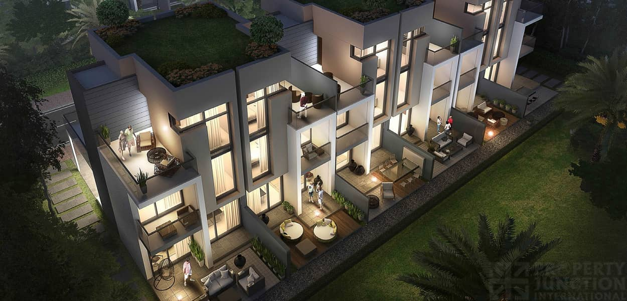 5 Bed Villa with Attractive Payment Plan