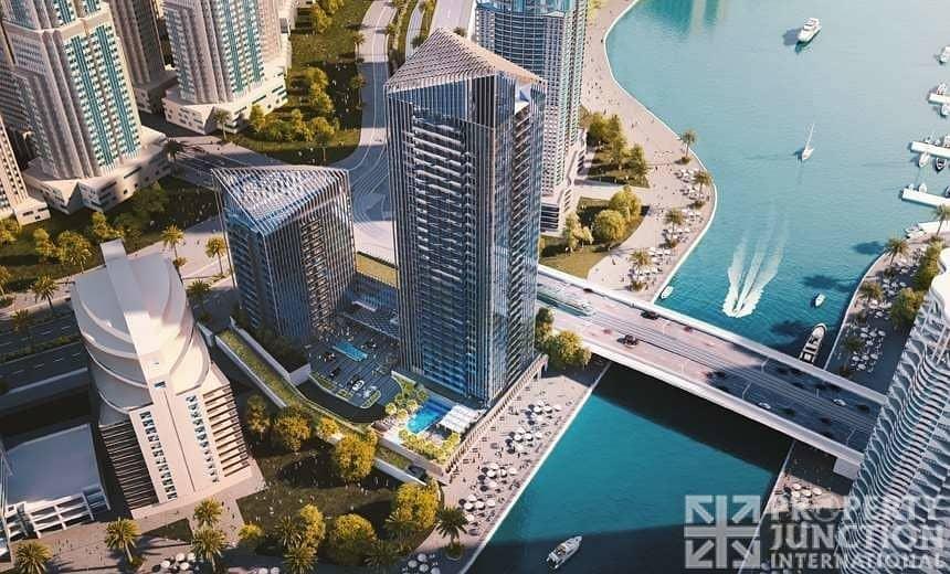 2 1 BR Marina | Post Handover Payment Plan