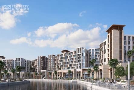Luxury 2 Bed Apartment with Canal View