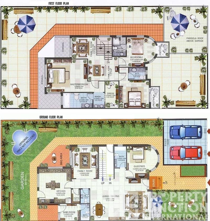 2 Reduced Price l Spanish Villa l Limited