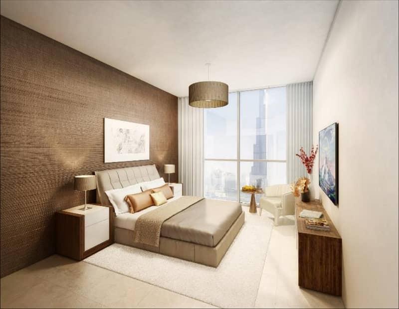 9 Off Plan 1 Bedroom In Bellevue Tower With Attractive Payment Plan