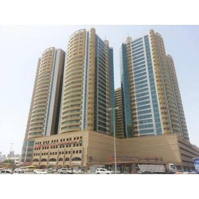 شقة في أبراج هورايزون عجمان وسط المدينة 2 غرف 465000 درهم - 3155280