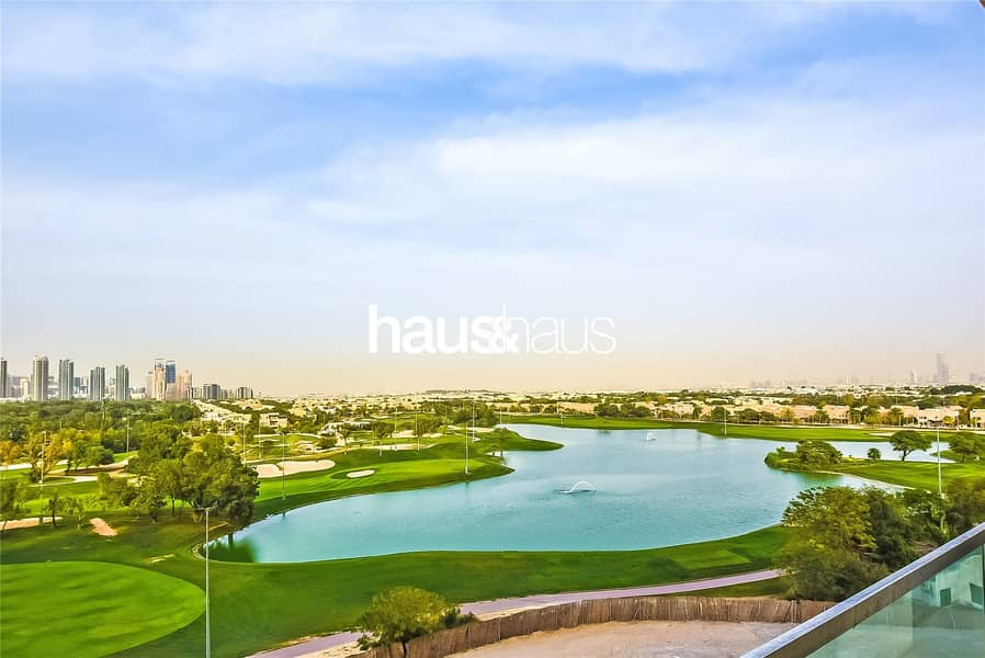 Brand New | Full Golf Course views | Emaar |