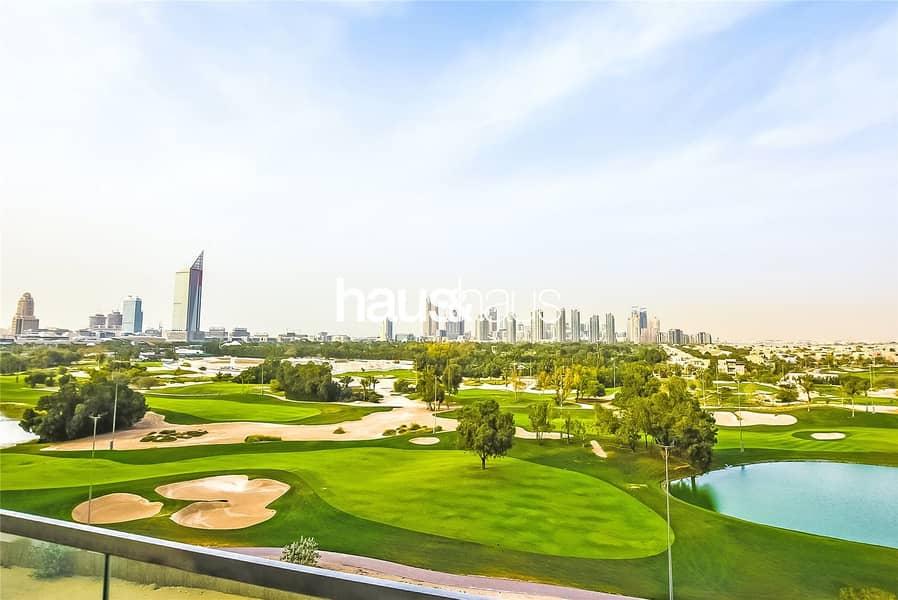 2 Brand New | Full Golf Course views | Emaar |