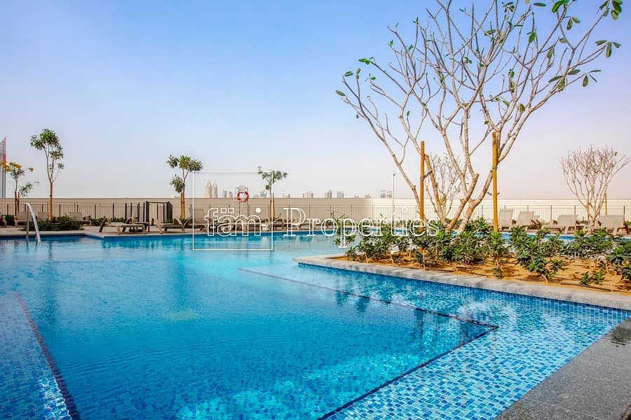 2BR The Hills | Emirates Golf Course