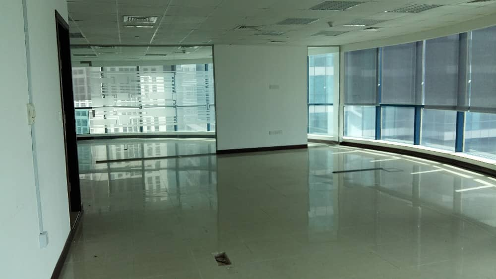 Rented Office| Fully Fitted | High Floor