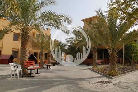 For rent villa in Al Ward, Al Raha Garden