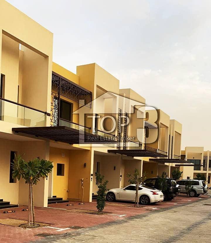 العلامة التجارية الجديدة 1 BR تاون هاوس مع أفضل عرض السعر في الصحراء ميدوز 2 دبي جنوب