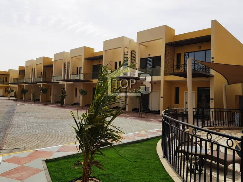 Brand New stunning 1 BR Townhouse in Sahara Meadows 2 Dubai South near Expo 2020