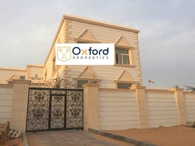 10 Bedroom Villa for Rent in Al Mushrif, Abu Dhabi - COMMERCIAL VILLA BRAND NEW FOR RENT 10 BEDROOM WITH SWIMMING BOOL AND PRIVATE GARDEN