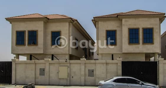 4 Bedroom Villa for Sale in Hoshi, Sharjah - Villa For Sale  -Behind Maleha road,Opposite to Al Hoshi Park  and Behind Asas Villa project