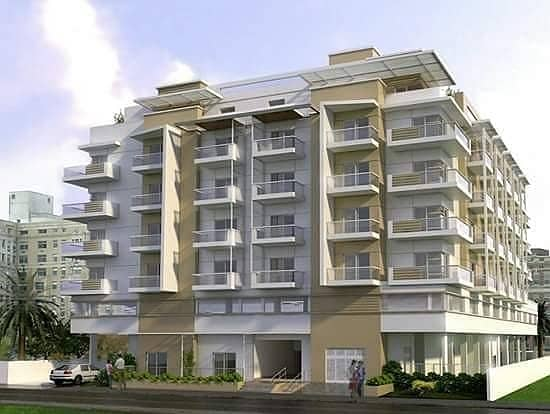 Lowest Price. . . Ever Amazing  Brand New One Bedroom with balcony for sale in International City 2