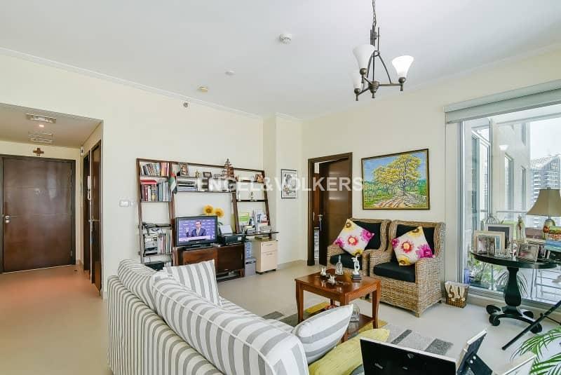 2 Motivated Seller | Good Layout | Mid Floor