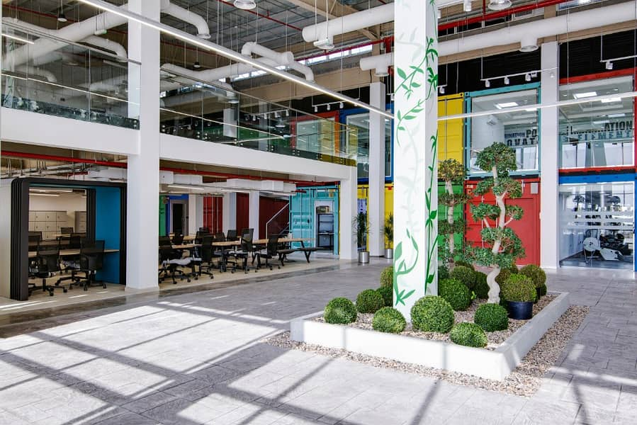2 Garden & Office Space