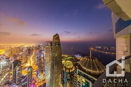 فلیٹ 3 غرفة نوم للبيع في دبي مارينا، دبي - Best Penthouse in Dubai Marina / Incredible Views