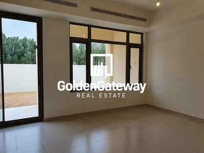 3 Bedroom Townhouse for Rent in Reem, Dubai - Ideal Deal ! Large + Corner + Single Row | Type J | Mira Oasis 1