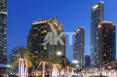 3 Bedroom Flat for Sale in Downtown Dubai, Dubai - Forte 1 I Biggest 3 Bedrooms+Madi I Opera House View I 3.6M