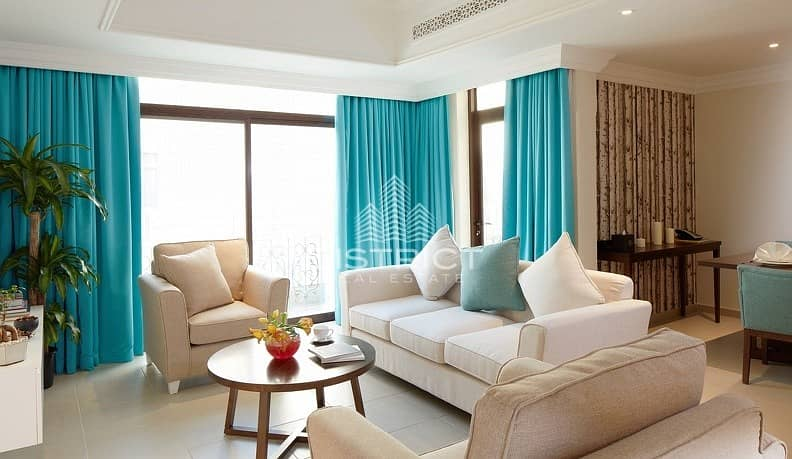 Fully Fitted   Apartment in Salam Street