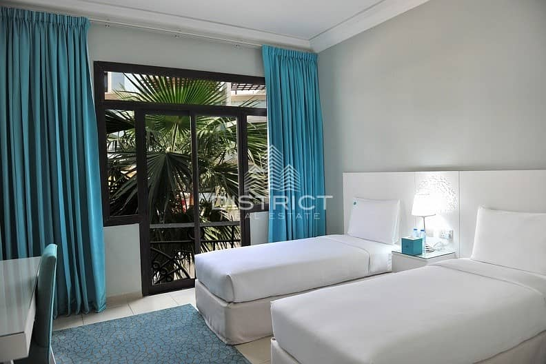 2 Fully Fitted   Apartment in Salam Street