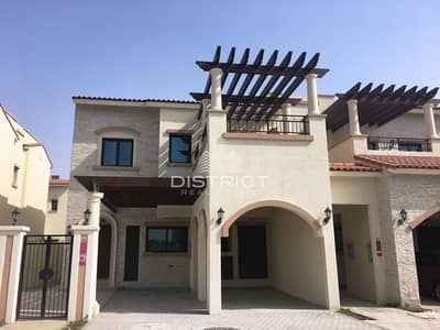 3 Bedroom Townhouse for Rent in Al Salam Street, Abu Dhabi - 3BR w. Maids Townhouse in Bloom Gardens